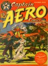 Cover For Captain Aero Comics 12
