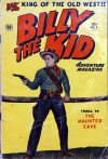 Cover For Billy the Kid Adventure Magazine 8