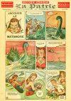 Cover For La Patrie Section Comique (1944 8 6)