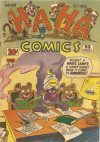 Cover For Ha Ha Comics 68