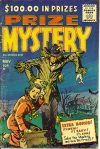 Cover For Prize Mystery 1