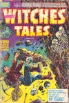 Cover For Witches Tales 26