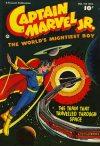 Cover For Captain Marvel Jr. 114