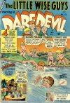 Cover For Daredevil Comics 114