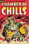 Cover For Chamber of Chills 25