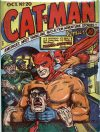 Cover For Cat Man Comics 20
