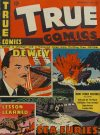 Cover For True Comics 40