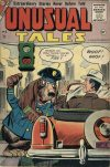 Cover For Unusual Tales 5