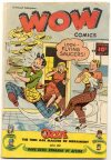 Cover For Wow Comics 62