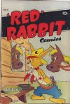 Cover For Red Rabbit 6