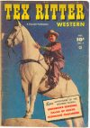 Cover For Tex Ritter 7