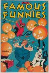 Cover For Famous Funnies 135