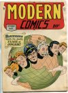 Cover For Modern Comics 89