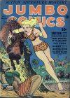 Cover For Jumbo Comics 56