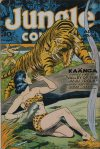 Cover For Jungle Comics 64