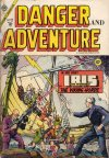Cover For Danger And Adventure 22