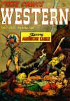 Cover For Prize Comics Western 106