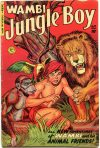 Cover For Wambi, Jungle Boy 13