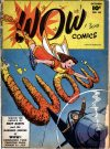 Cover For Wow Comics 48