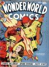 Cover For Wonderworld Comics 20