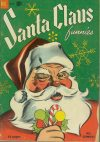Cover For 0302 Santa Claus Funnies