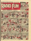 Cover For Radio Fun 695