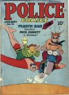 Cover For Police Comics 74