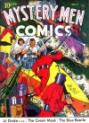 Cover For Mystery Men Comics 6