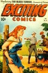 Cover For Exciting Comics 59