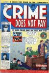 Cover For Crime Does Not Pay 77