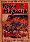 Cover For Boys' Magazine 141