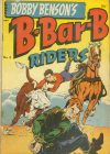 Cover For Bobby Benson's B Bar B Riders 6