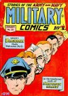 Cover For Military Comics 35