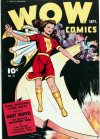 Cover For Wow Comics 29