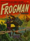 Cover For Frogman Comics 7