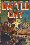 Cover For Battle Cry 16