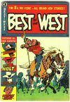 Cover For Best of the West 11