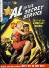 Cover For Little Al of the Secret Service 10