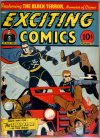 Cover For Exciting Comics 15