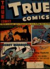 Cover For True Comics 49