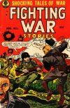 Cover For Fighting War Stories 1
