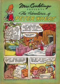 Large Thumbnail For The Adventures of Peter Wheat #46