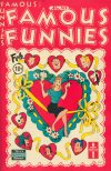 Cover For Famous Funnies 163