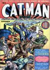 Cover For Cat Man Comics 4