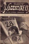 Cover For L'Agent IXE 13 v2 77 La chambre no 28