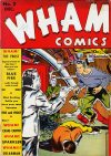 Cover For Wham Comics 2