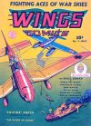 Cover For Wings Comics 9