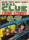 Cover For Real Clue Crime Stories v5 8
