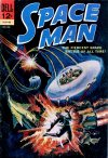 Cover For Space Man 7