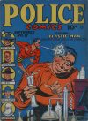 Cover For Police Comics 11